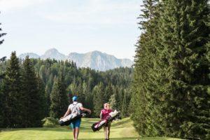 Golfen in der Olympiaregion